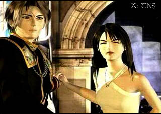 FF8 Sucks!! Rinoa says so herself!
